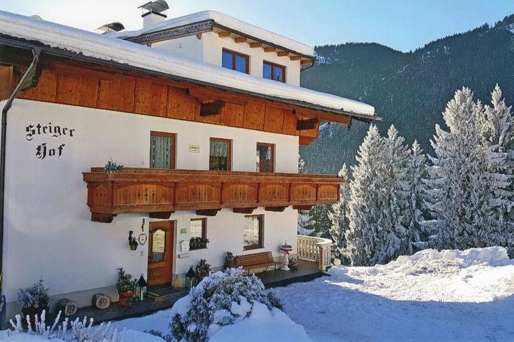 Vakantiehuizen Oostenrijk | Tirol | Appartement te huur in Fugenberg   met wifi 9 personen