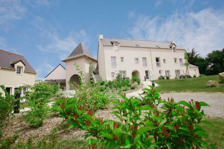 Le-Tronchet Vakantiewoningen te huur Résidence Le Domaine de l'Emeraude 3