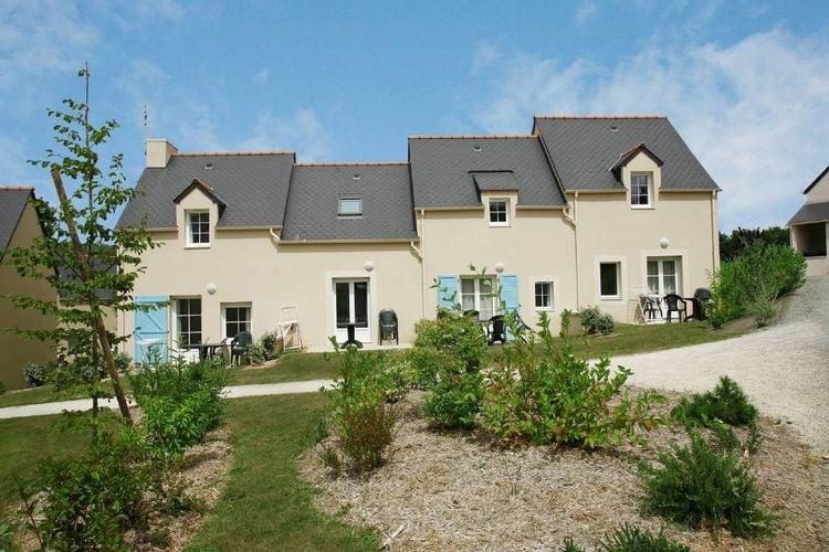 Le-Tronchet Vakantiewoningen te huur Appartement aan de Bretonse kust