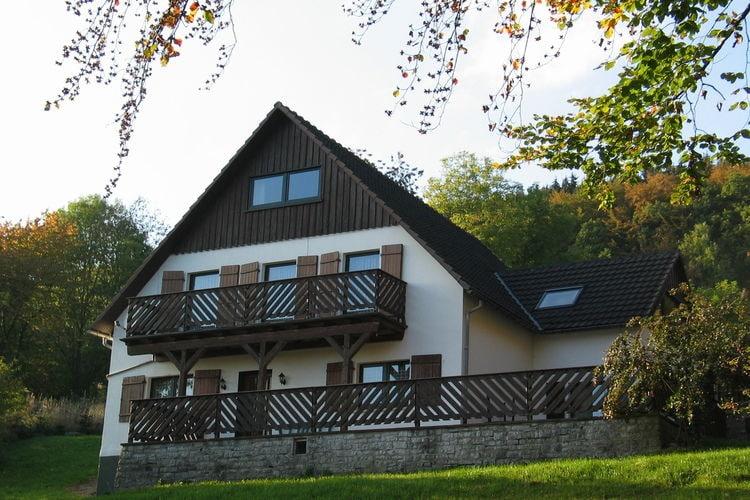 Ferienhaus Nettes Ferienhaus in Düdinghausen Sauerland Nähe Skigebiet (342454), Medebach, Sauerland, Nordrhein-Westfalen, Deutschland, Bild 6