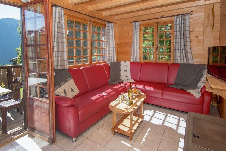 Chalet Frankrijk, Rhone-alpes, Châtel Chalet FR-74390-34