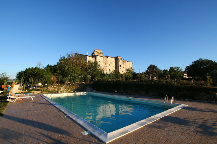 Ferienhaus Torre Belvedere (354609), Gualdo Cattaneo, Perugia, Umbrien, Italien, Bild 7