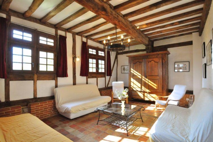 vakantiehuis Frankrijk, Normandie, Offranville vakantiehuis FR-76550-10