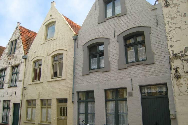 Vakantiehuis  met wifi  Brugge  Carmen