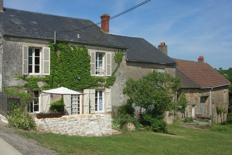 Maison Pouilly - Accommodation - Fontenay-près-Vézelay