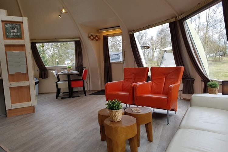 Vakantiewoning Nederland, Noord-Brabant, Chaam Chalet NL-4861-06