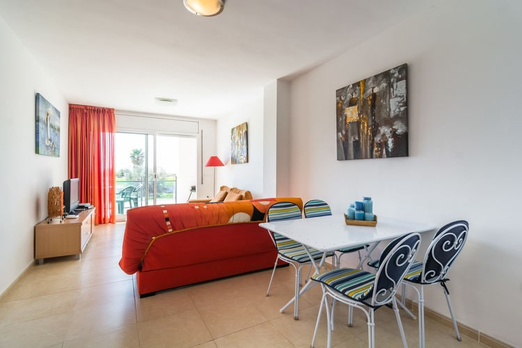 Appartement Spanje, Costa Dorada, L