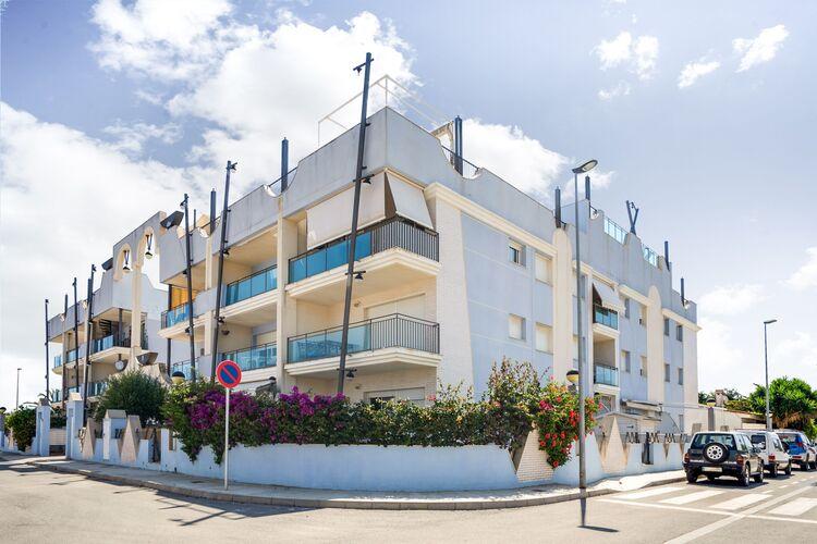 Appartementen Costa Dorada te huur L'eucaliptus- ES-43870-03 met zwembad  met wifi te huur