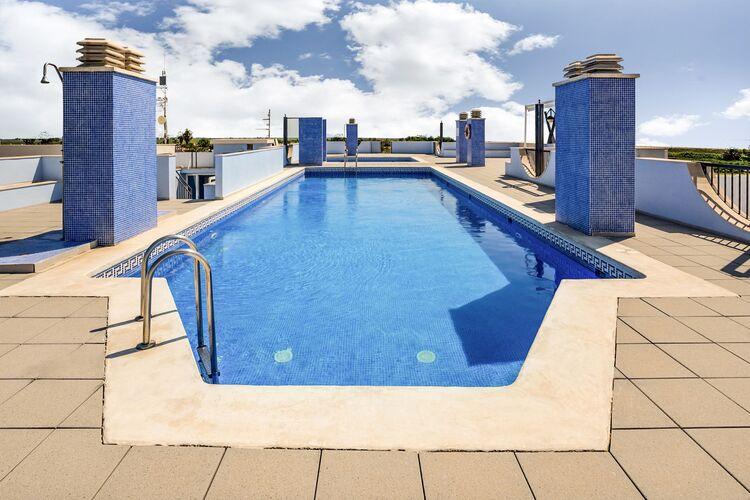 Vakantiehuizen Spanje | Costa-Dorada | Appartement te huur in LEucaliptus met zwembad  met wifi 6 personen
