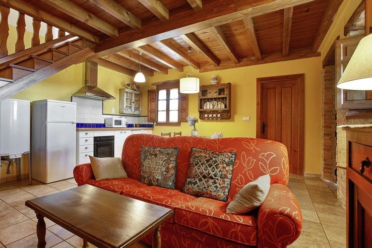 vakantiehuis Spanje, Het Groene Spanje, Nava - Asturias vakantiehuis ES-33529-01