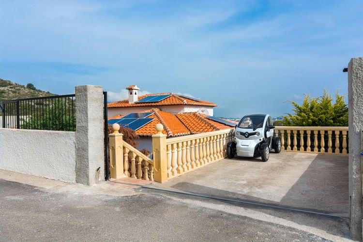 Villa Spanje, Costa Blanca, Pedreguer Villa ES-03750-04