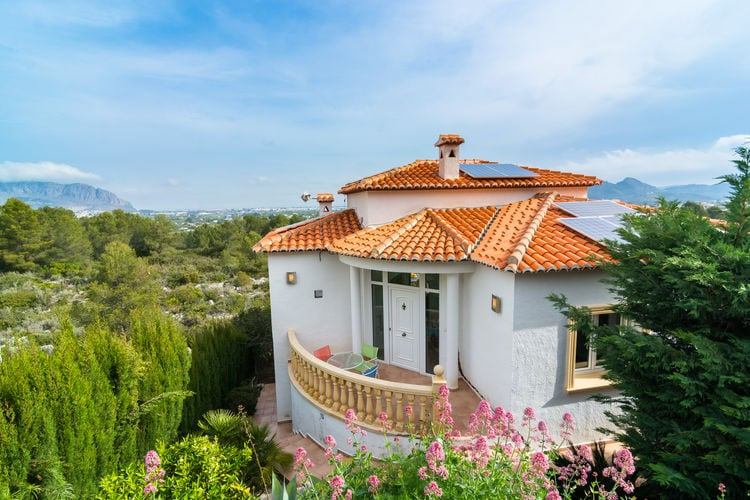 Villa met zwembad met wifi  PedreguerCasa Montaña de Alegria