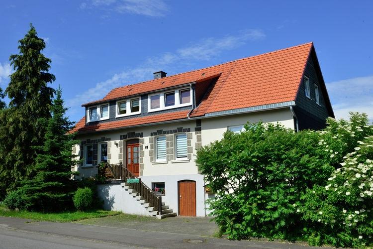 Appartement  met wifi  Diemelsee-Stormbruch  Sauerland - Diemelsee