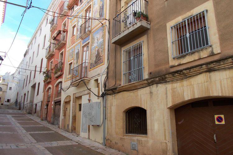 Appartement    Tarragona  Appartement in het oude centrum van Tarragona.