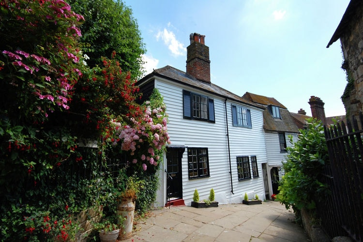 Holiday house Church Passage Cottage (344581), Hastings, Sussex - Brighton, England, United Kingdom, picture 1