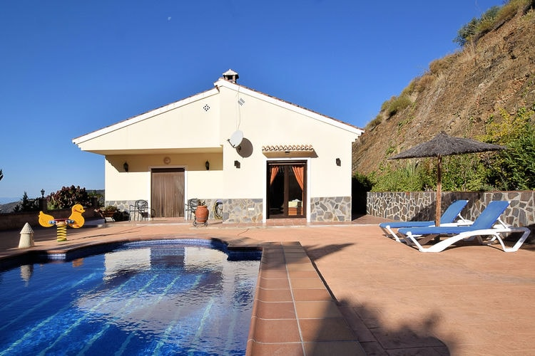 Villa Spanje, Costa del Sol, Sayalonga Villa ES-29752-05