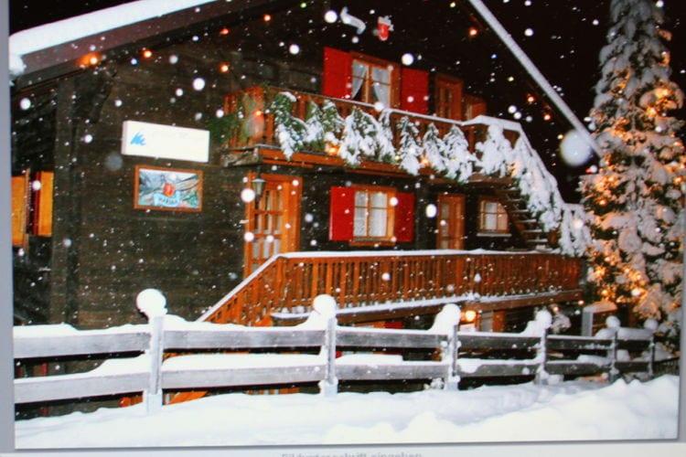 Vakantiewoning Zwitserland, Jura, Albinen Appartement CH-3955-09