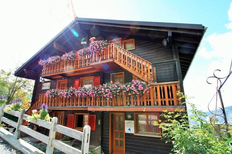Appartement Zwitserland, Jura, Albinen Appartement CH-3955-09