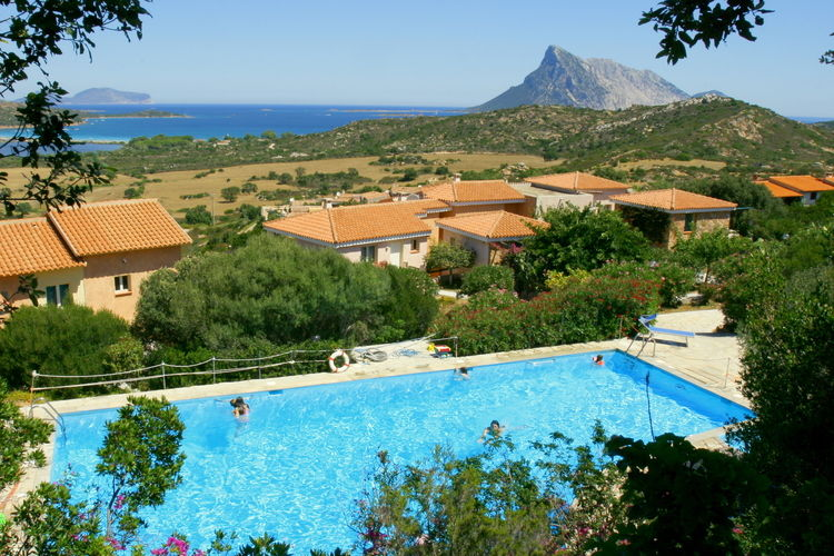Vakantiehuizen Italie | Sardegna | Vakantiehuis te huur in San-Teodoro met zwembad  met wifi 6 personen
