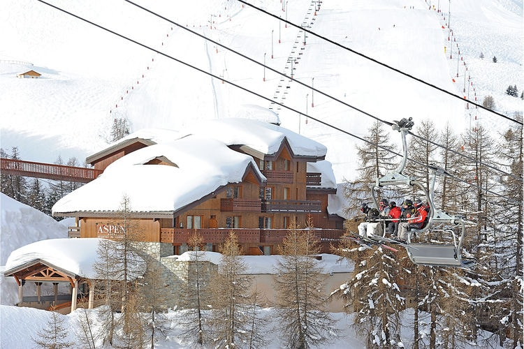 Residence Aspen 1 - Apartment - Plagne Villages