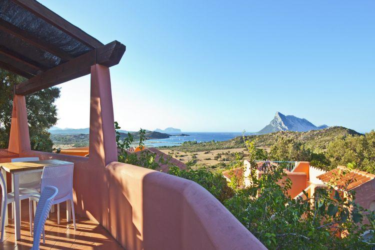 Vakantiehuizen Italie | Sardegna | Appartement te huur in San-Teodoro met zwembad  met wifi 4 personen