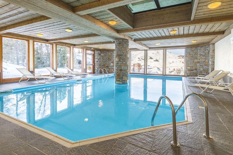 Vakantiehuizen Frankrijk | Rhone-alpes | Appartement te huur in Plagne-Villages met zwembad  met wifi 6 personen
