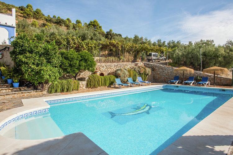 vakantiehuis Spanje, Andalucia, Rute vakantiehuis ES-14960-02