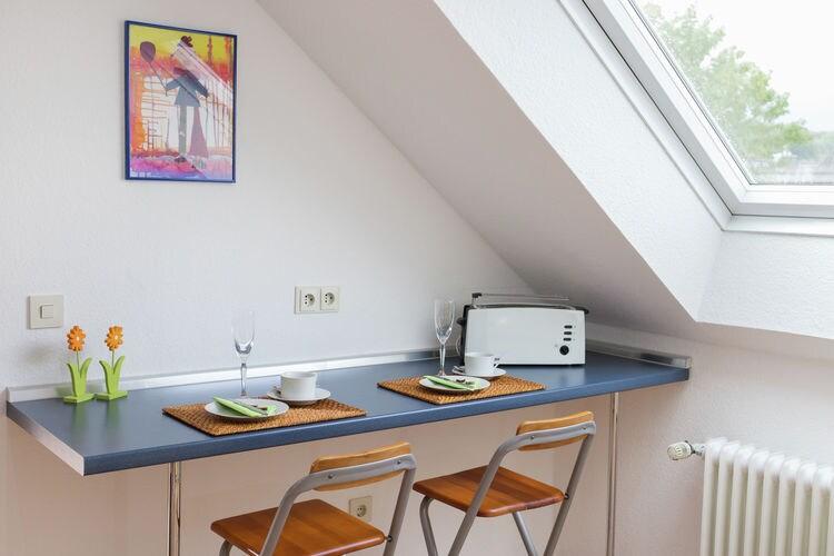 Appartement Duitsland, Teutoburgerwoud, Steinheim- Vinsebeck Appartement DE-32839-01