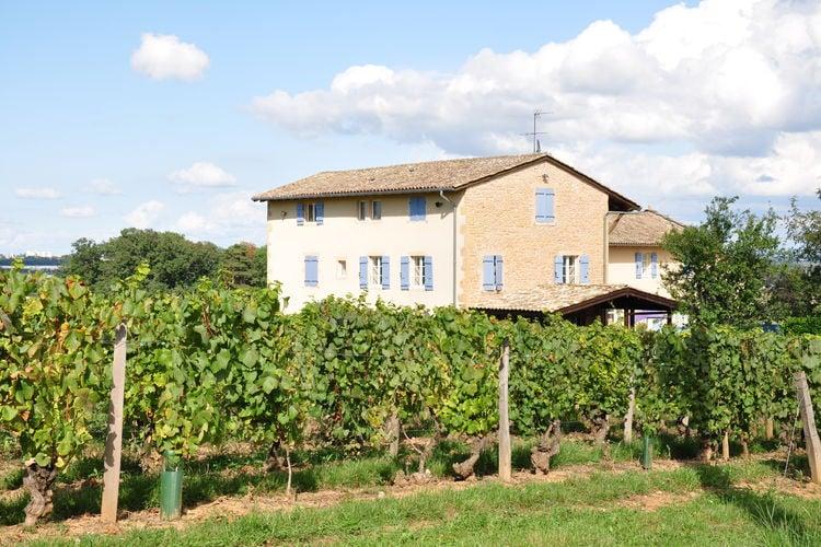 Ferienwohnung La Côte des Blancs (357099), Crêches sur Saône, Saône-et-Loire, Burgund, Frankreich, Bild 3