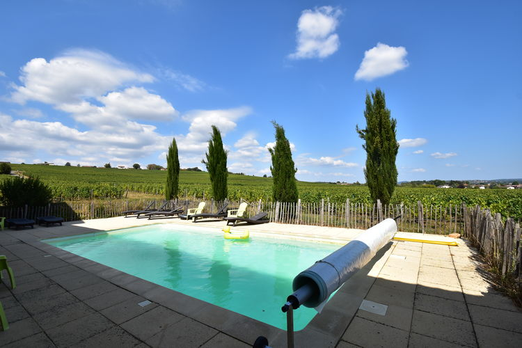 Frankrijk | Bourgogne | Boerderij te huur in Macon-Vinzelles met zwembad  met wifi 8 personen