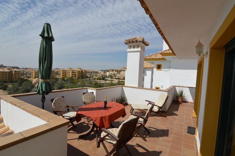Holiday apartment Almendros (382925), Castillo de Don Juan, Costa Blanca, Valencia, Spain, picture 19