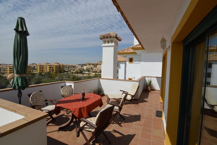 Holiday apartment Almendros (382925), Castillo de Don Juan, Costa Blanca, Valencia, Spain, picture 2