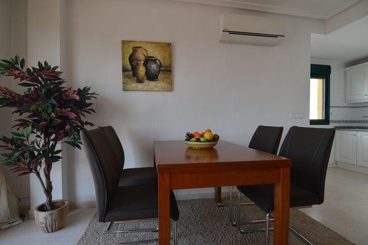 Holiday apartment Almendros (382925), Castillo de Don Juan, Costa Blanca, Valencia, Spain, picture 10