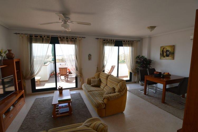 Holiday apartment Almendros (382925), Castillo de Don Juan, Costa Blanca, Valencia, Spain, picture 9