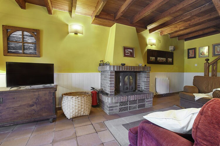 vakantiehuis Spanje, Het Groene Spanje, Piloña-Asturias vakantiehuis ES-33537-01