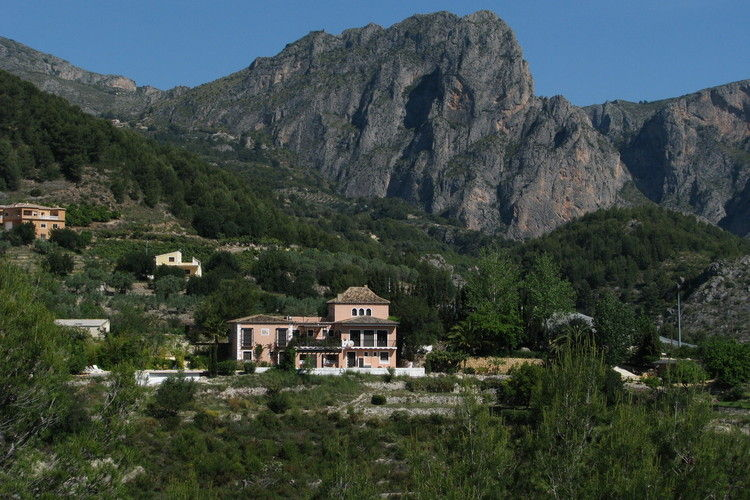 Mansion Costa Blanca
