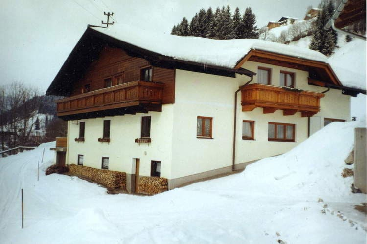 Appartment Roswitha - Chalet - Wagrain - Exterior - Winter