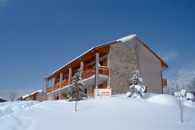 Isatis - Apartment - Ax les Thermes - Exterior - Winter
