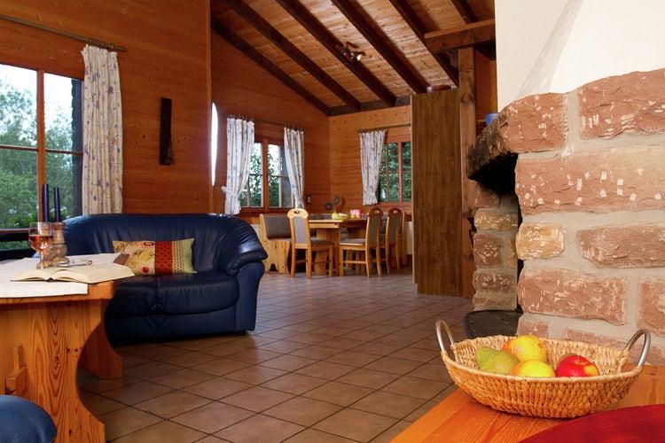 Ferienhaus Gemütliches Chalet mit Kamin in einem Waldgebiet (356200), Schönecken, Südeifel, Rheinland-Pfalz, Deutschland, Bild 4