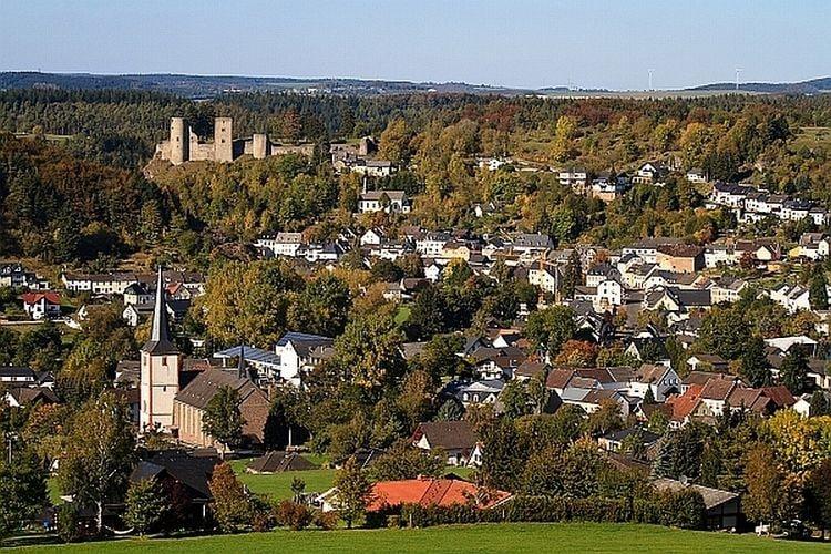 Ferienhaus Gemütliches Chalet mit Kamin in einem Waldgebiet (356200), Schönecken, Südeifel, Rheinland-Pfalz, Deutschland, Bild 14