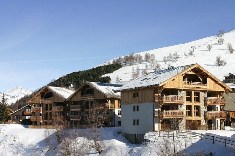 Les Deux Alpes Vakantiewoningen te huur Luxe en comfortabel appartement dichtbij de piste.