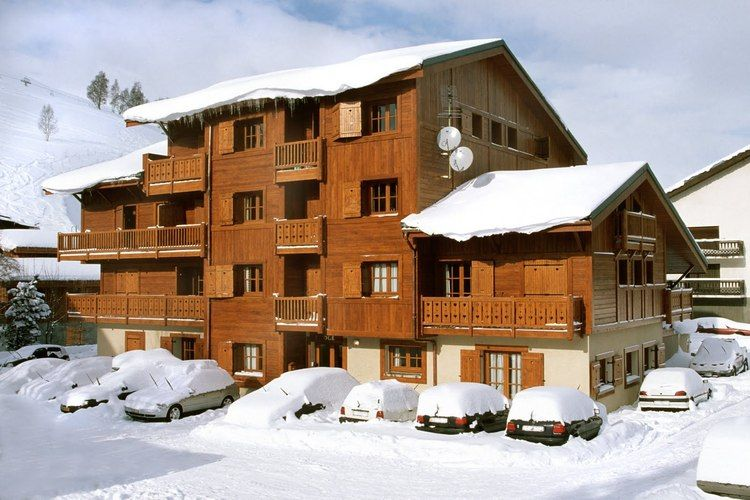 Residence Alpina Lodge Mont-de-Lans Northern Alps France