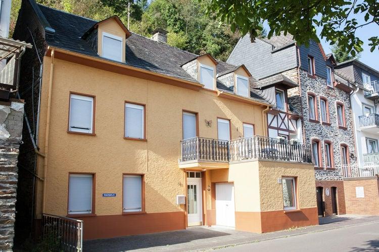 Duitsland | Moezel | Vakantiehuis te huur in Briedel   met wifi 8 personen