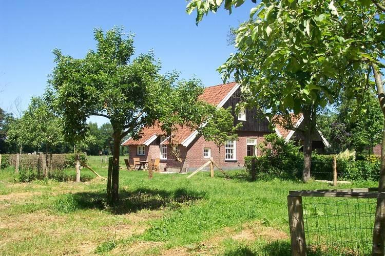 Overijssel Appartementen te huur Woning in voormalige 'bakspieker', met landelijke ligging nabij Enschede