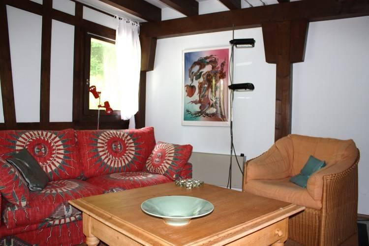 Résidence Les Châtaigniers 3 - Accommodation - Lembach