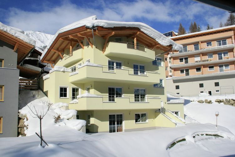 Apartements La Vita - Apartment - St. Anton am Arlberg