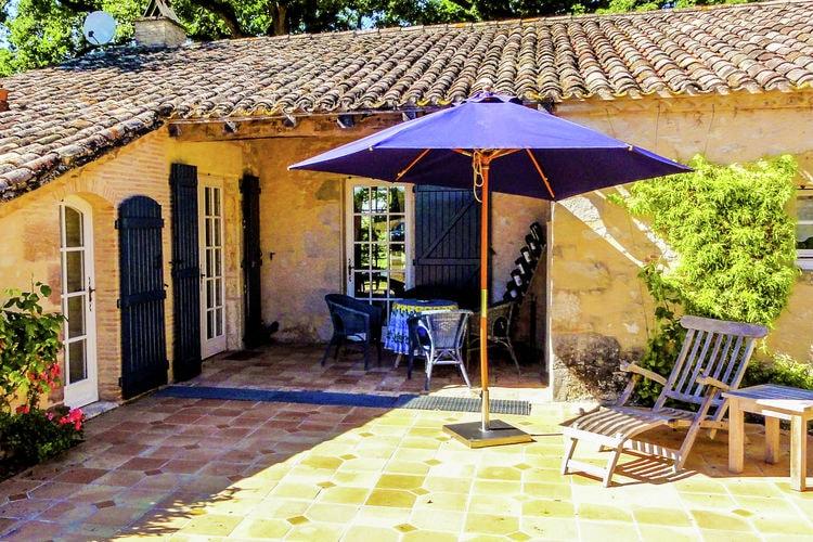 Frankrijk | Dordogne | Vakantiehuis te huur in Montagnac-sur-Lede   met wifi 4 personen