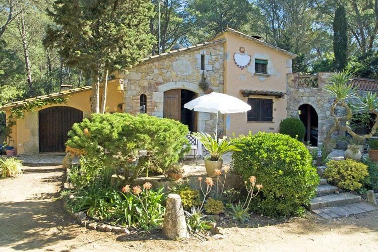 vakantiehuis Spanje, Costa Brava, Palafrugell vakantiehuis ES-17200-01