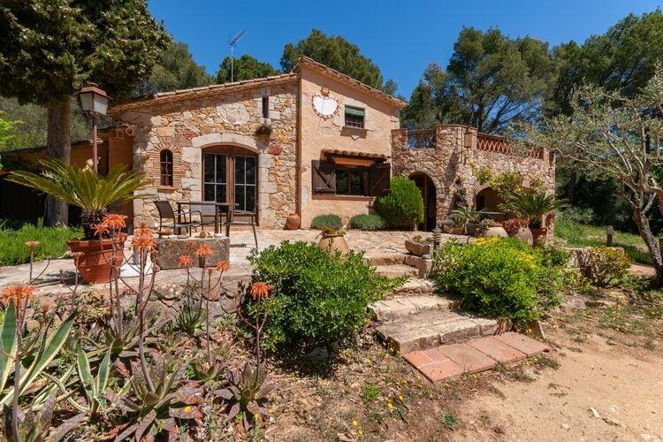 Spanje | Costa-Brava | Vakantiehuis te huur in Palafrugell   met wifi 5 personen