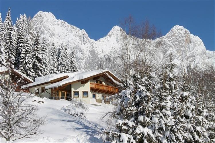 Vakantiehuizen Oostenrijk | Salzburg | Appartement te huur in Filzmoos   met wifi 4 personen